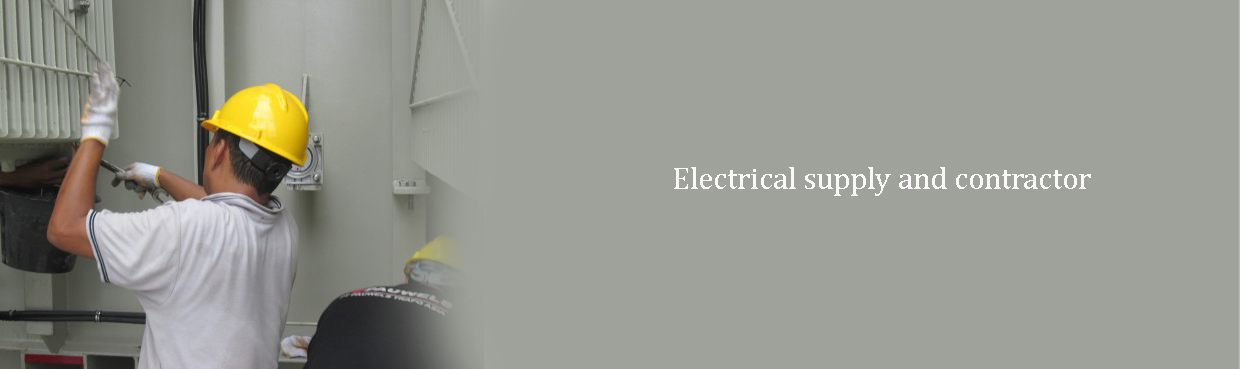 Electrical supply and contractor